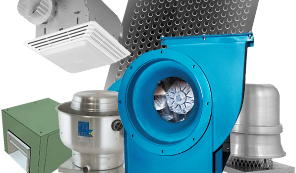 Commercial Exhaust Fans, Pennbarry Fans & more