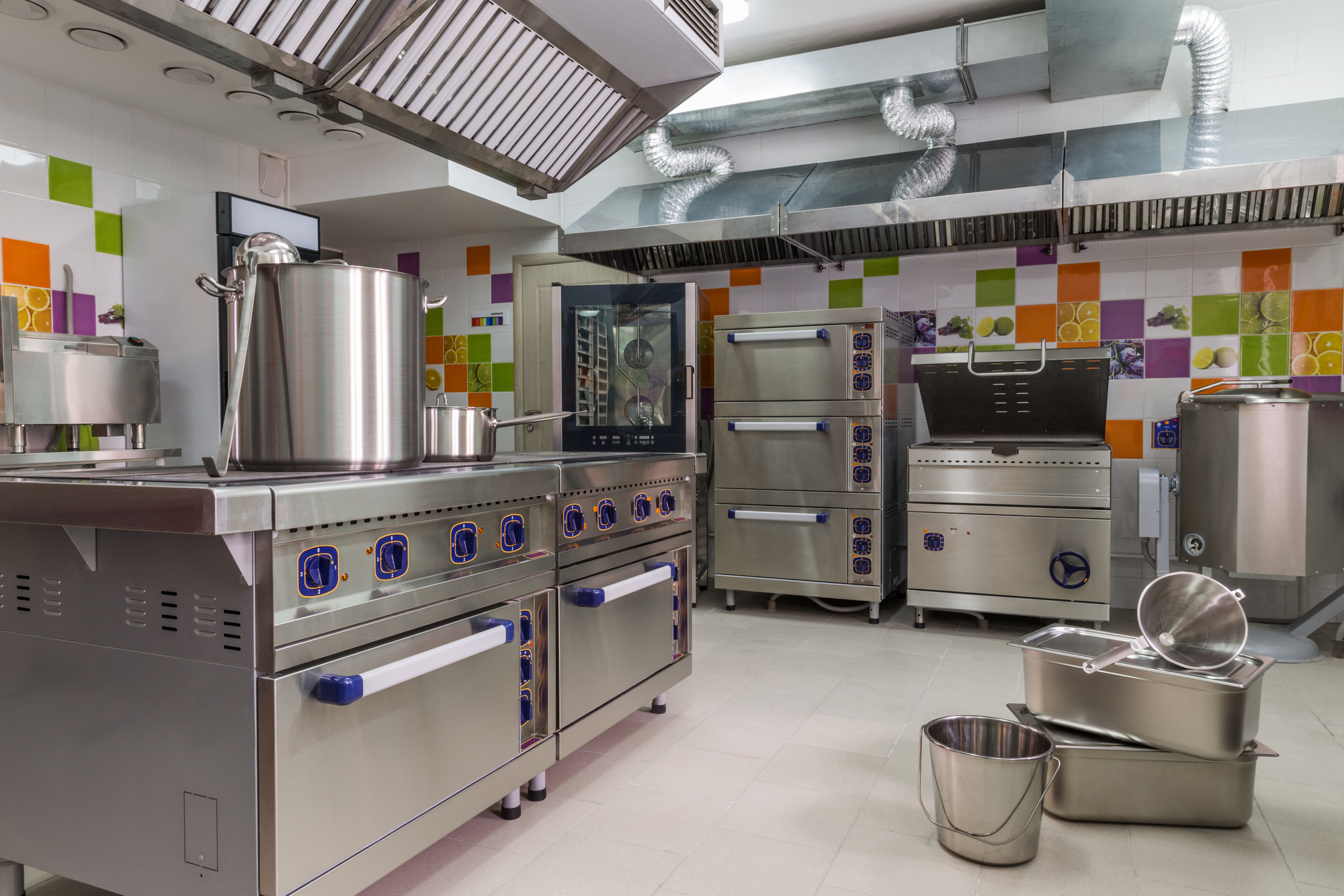 How to Design a Great Kitchen Ventilation System