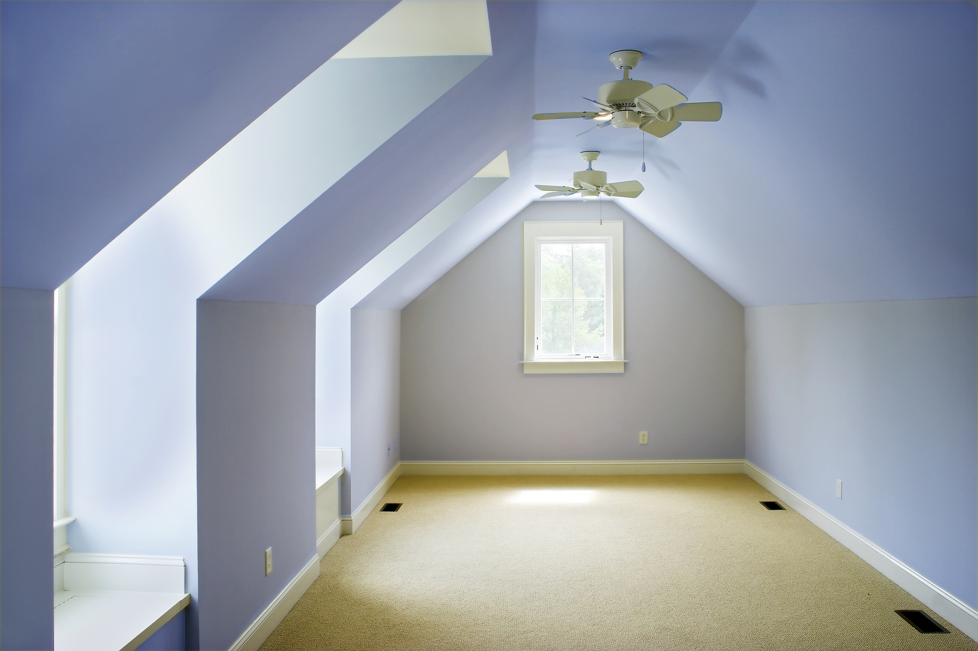 The Benefits Of Attic Fans And How They Work
